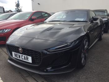 Jaguar F-TYPE 5.0 P450 S/C V8 First Edition AWD SPECIAL EDITIONS image 2 thumbnail